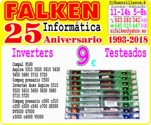 INVERTER ACER COMPAQ COMPAL FL90