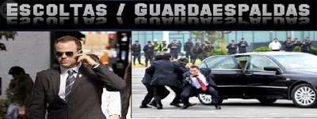 SEGURIDAD PERSONAL, ESCOLTAS, PROTECCION.  - foto 1