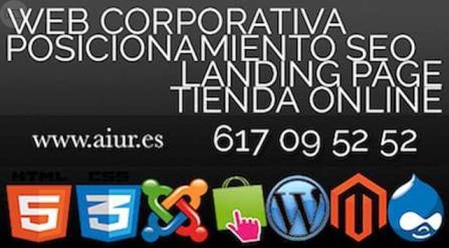 CREACION DE WEBS ECONOMICAS - foto 1