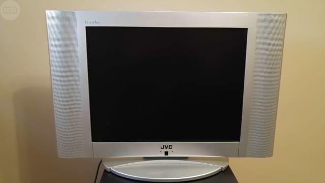 TELEVISION JVC-LT-20E50SU. INTERIART