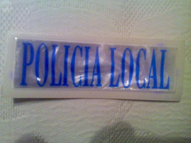 Anagrama Rectangular Nuevo Policia Local