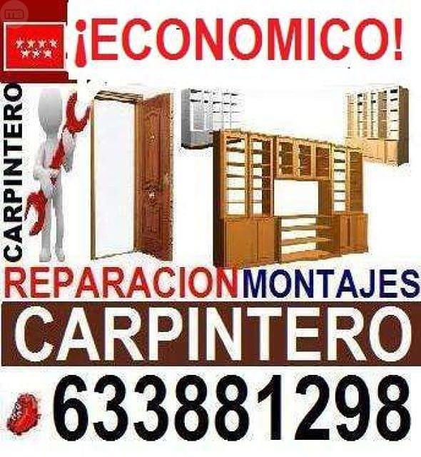 CARPINTERO PARQUE DE LAS AVENIDAS,