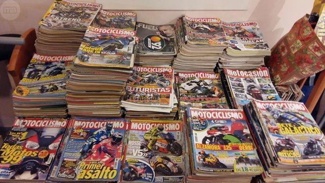 REVISTAS MOTOCICLISMO, SOLO MOTO, LA MOTO,