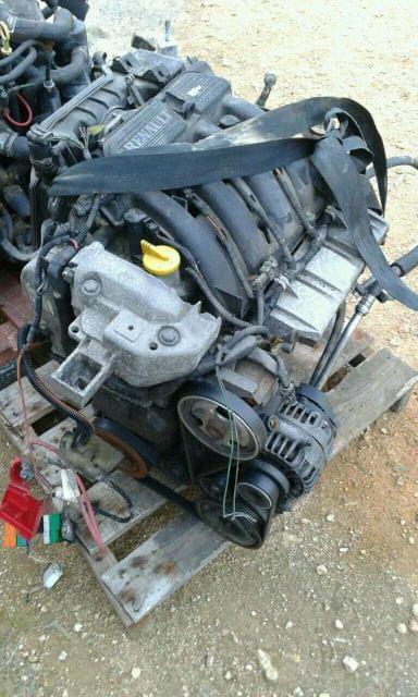 MOTOR RENAULT 1  6 16V K4M A7