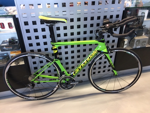 CANNONDALE SLICE CARBON CICLOS CURRÁ - foto 1