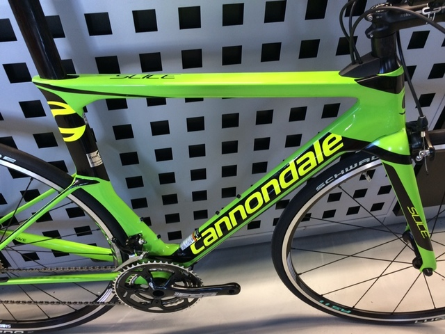CANNONDALE SLICE CARBON CICLOS CURRÁ - foto 4