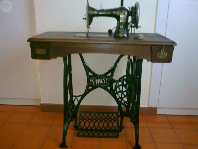 Como Restaurar Una Maquina De Coser Antigua - Cosas Calientes