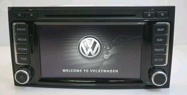 VW RNS 510 TOUAREG T5