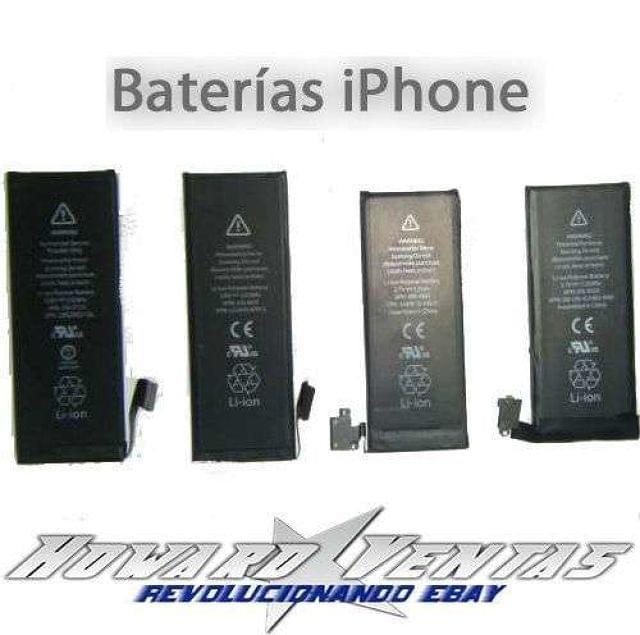 0889af4bdc7 MIL ANUNCIOS.COM - Bateria Original iPhone 4 4S 5 5C 5S 6