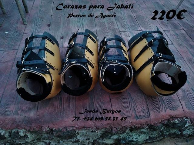 CORAZAS Y COLLARES (REHALAS JABALÍ) - foto 5