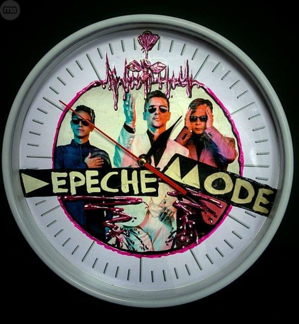 Depeche Mode - Reloj De Pared
