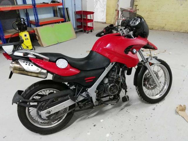 DESPIECE BMW GS 650 F 1997-2001
