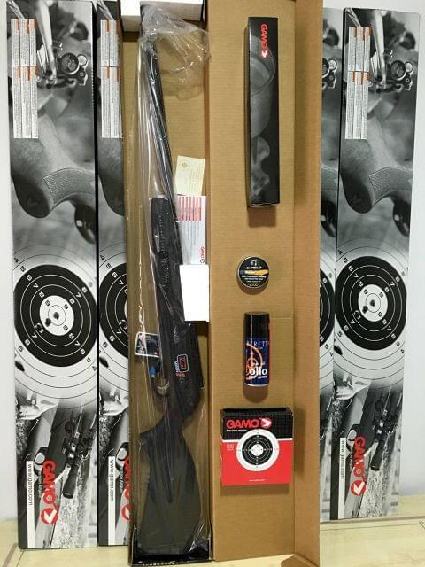 PACK GAMO 4. 5 BLACKBULL IGT MACH1 386M S