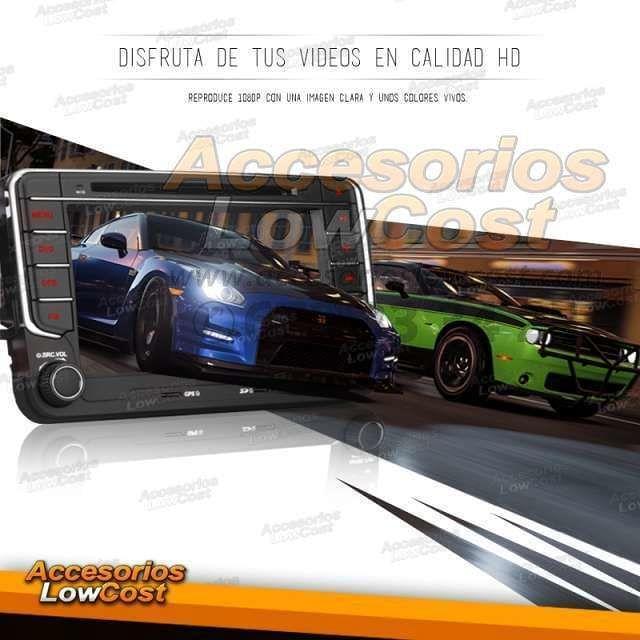 RADIO GPS DVD HD 7 SEAT ALTEA, ALTEA XL