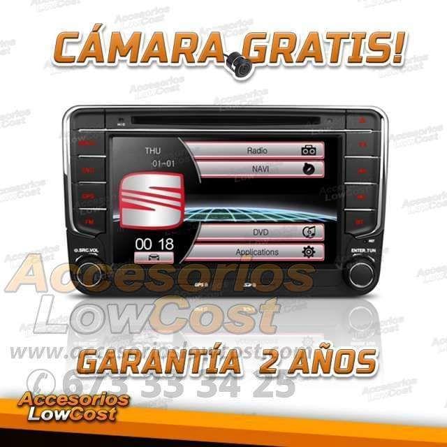RADIO GPS DVD HD 7 SEAT LEON TOLEDO