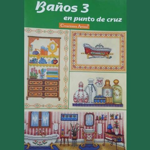 Cuadros De Punto De Cruz Para El Bano.Revista Punto De Cruz Especial Cuadros