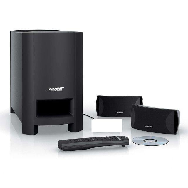 BOSE MEDIA CENTER 2. 1 CON SUBWOOFER ACT
