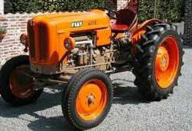 FIAT- FORDSON - 411