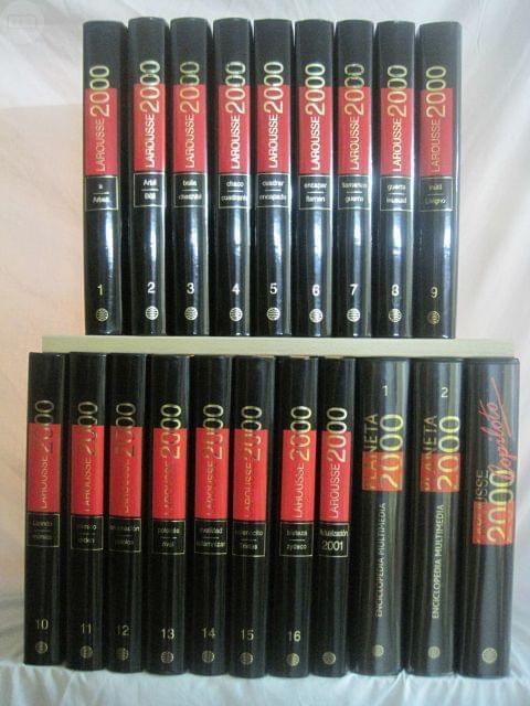 ENCICLOPEDIA LAROUSSE 2000 EDICIONES PLA