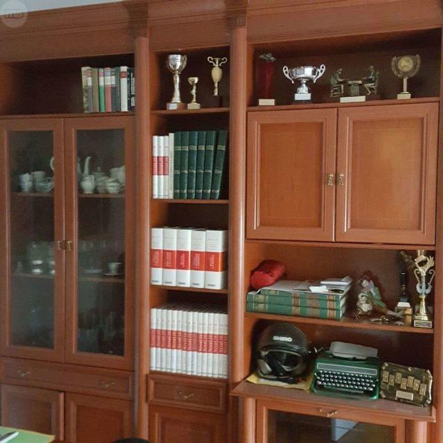 Librería mueble comedor. segunda mano