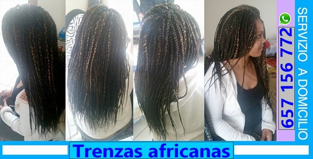 TRENZAS AFRICANAS - foto 9