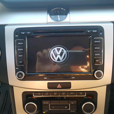 DVD NAVEGADOR GPS VW PASSAT
