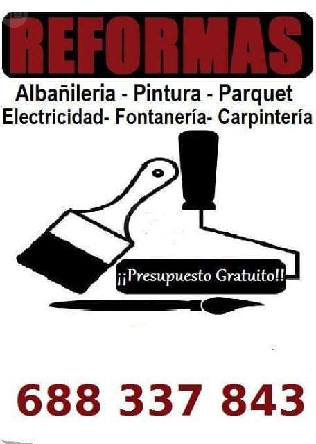 CARPINTERO REPARACIONES A DOMICILIO,