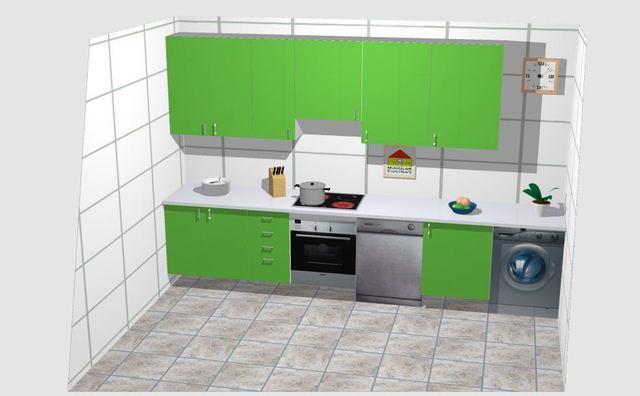 Muebles oferta cocina de segunda mano for Muebles de cocina milanuncios