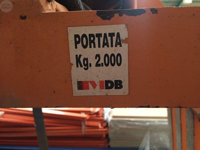 PINZA HIDRAULICA MDB 2000KG PARA BLOQUES - foto 4