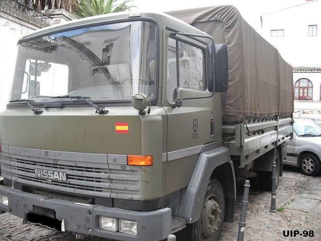 DESGUACE DE CAMIONES EL BATÁN - NISSAN L60 L80 M100 M110