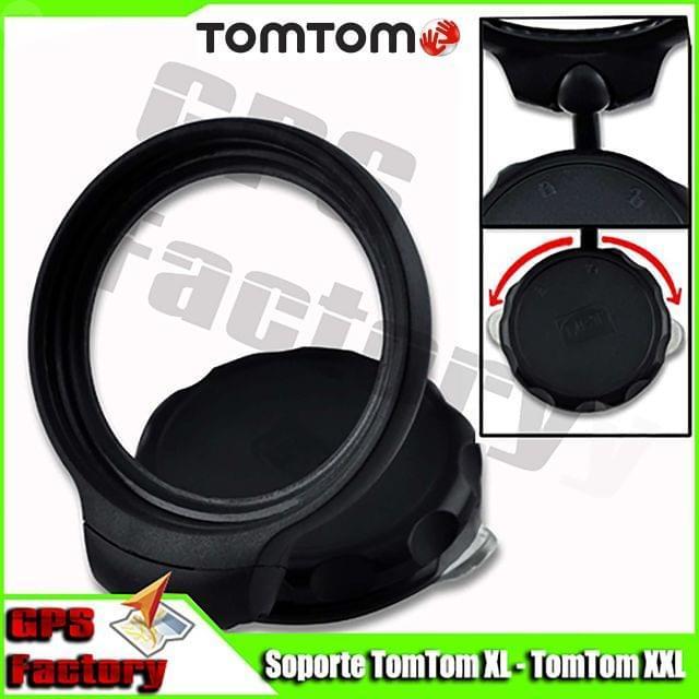 SOPORTE VENTOSA GPS TOMTOM XXL