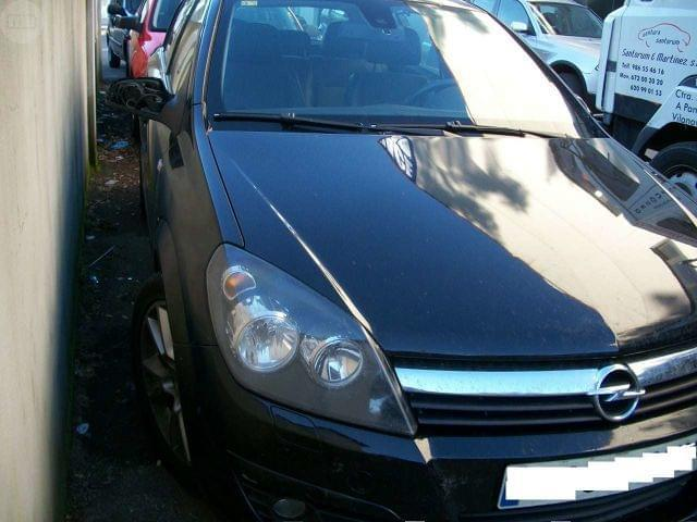 FRENTE COMPLETO OPEL ASTRA H