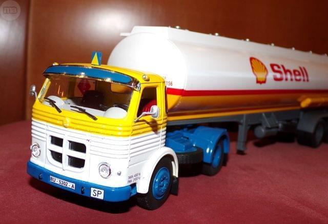 Camion Pegaso Comet Cisterna, Transporte