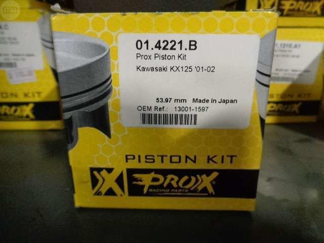 PISTONES PROX CROSS ENDURO - foto 6