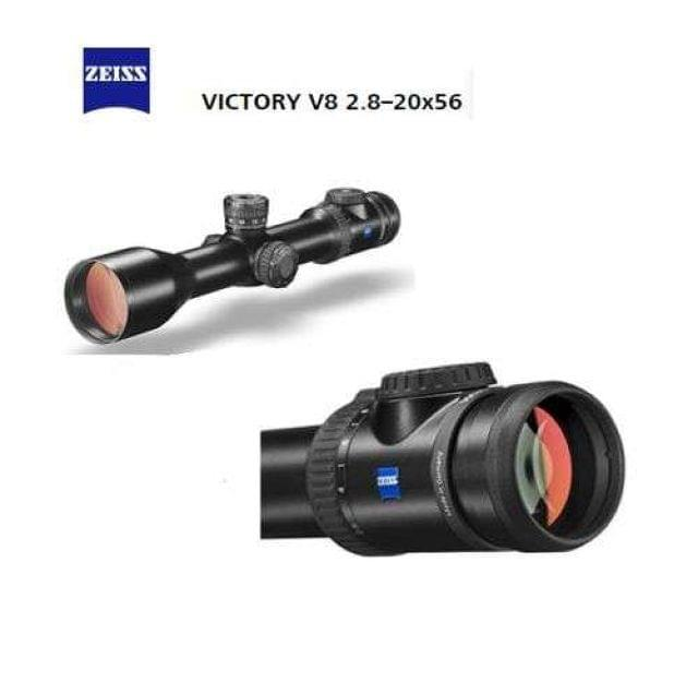 VISORES ZEISS VICTORY V8