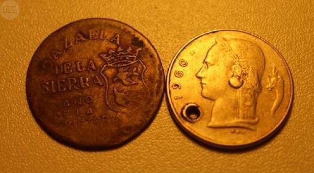 Lote Monedas Y Billetes