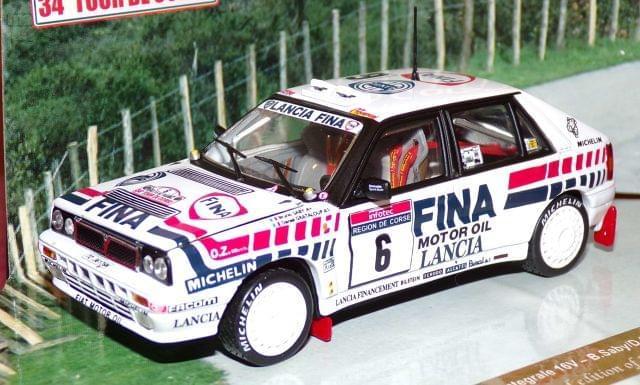 Lancia Delta Integrale 16V Rallye Tour D