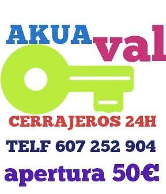 607252904 , CERRAJERO VALENCIA