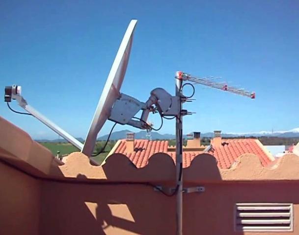 ANTENISTA-SATELITE-INTERNET VIA SATELITE - foto 1