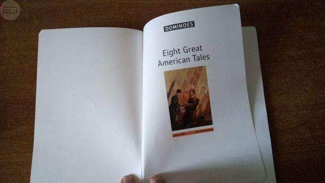 LIBRO INGLES EIGHT GREAT AMERICAN TALES - foto 3