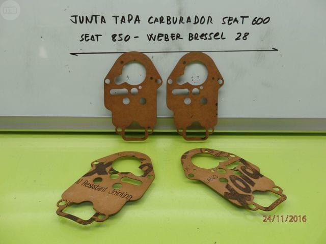 JUNTA CARBURADOR SEAT 600, SEAT 850