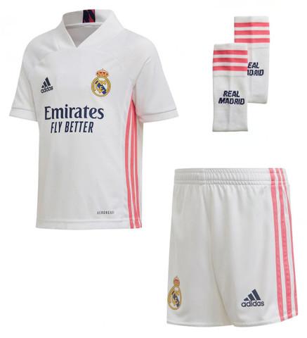 2021 Ninos Camiseta Y Shorts De Futbol