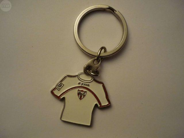 Llavero Camiseta Sevilla