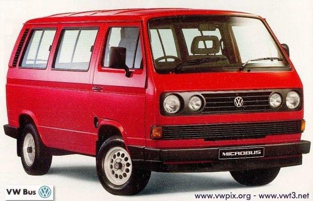 LLANTAS ATIWE ORIGINALES VW T3 Y SYNCRO - foto 1