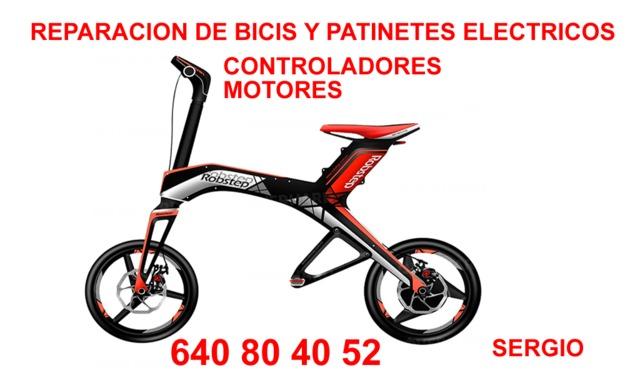 REPARACION PATINETES ELECTRICOS Y BICIS - foto 1