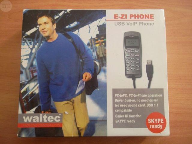 TELEFONO USB SKYPE WAITEC