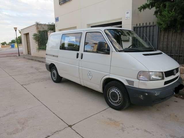 DESPIECE COMPLETO VW T4 96-2003