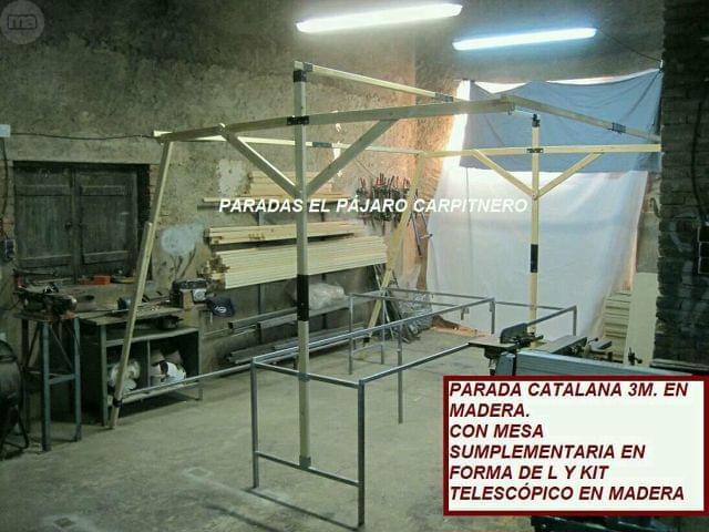 CARPAS MERCADILLO Y MEDIEVAL - foto 4