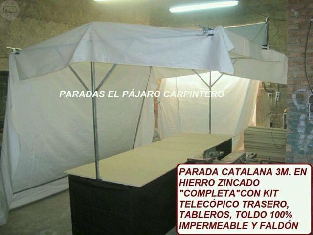 CARPAS MERCADILLO Y MEDIEVAL - foto 3