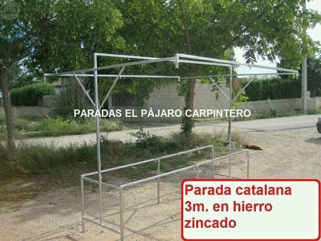CARPAS MERCADILLO Y MEDIEVAL - foto 5